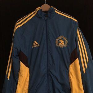 Men's Adidas track jacket.